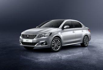 Peugeot 301: facelift voor de drievolumeberline #1