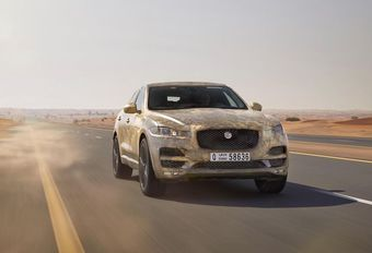 Jaguar : des hybrides avant l'I-Pace électrique #1