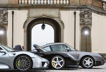 Porsche: geen rechtstreekse opvolger voor 918 Spyder #1