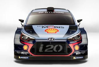 Met deze Hyundai i20 knalt Neuville in 2017 naar de WRC-titel #1