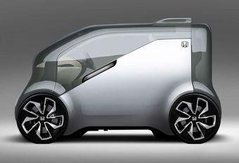 Honda : la voiture émotive arrive ! #1
