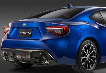Toyota : une seconde génération de GT86 bientôt sur les rails...  #1