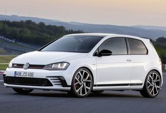 Record pour la Volkswagen Golf GTI Clubsport S #1