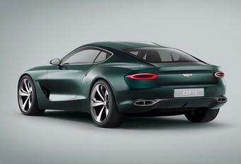 Bentley: geen kleine SUV, maar wel een coupé? #1