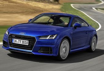 Audi TT 2.0 TDI : enfin en Quattro ! #1