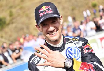 Viervoudig WRC-kampioen Sébastien Ogier kiest voor Ford #1