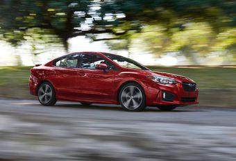 Subaru Impreza : voiture de l'année au Japon #1