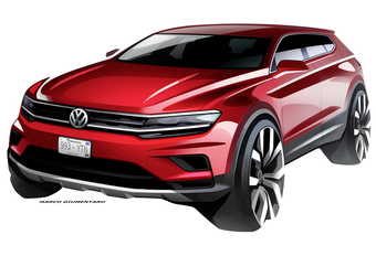 Volkswagen Tiguan Allspace is zevenzitter à la Kodiaq #1