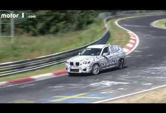 BMW X3 M : De belles promesses #1