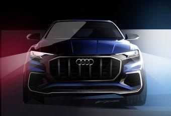 Audi Q8 Concept : nouveau modèle en vue #1
