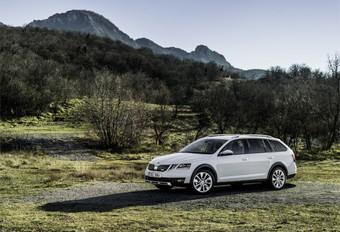Škoda Octavia : lifting aussi pour la Scout… #1