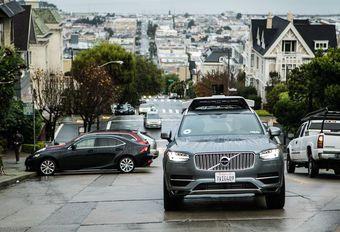 Uber retire sa flotte autonome de San Francisco #1