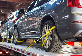 Uber : Exil en Arizona #1