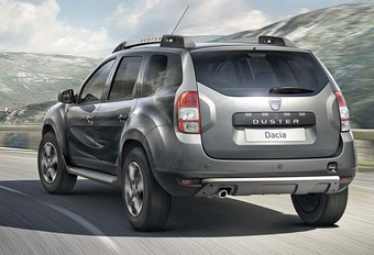 Dacia Duster : Bientôt avec 7 places ? #1
