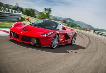 Ferrari: geen nieuwe supercar in de komende 10 jaar #1