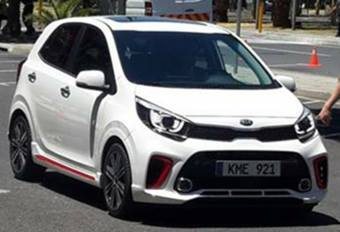 Kia Picanto surprise au Cap #1