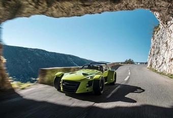 Donkervoort :la plus extrême des D8 GTO dévoilée #1