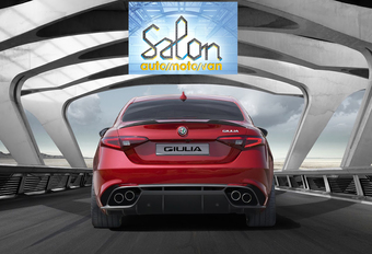 Autosalon Brussel 2017: Alfa Romeo (paleis 5) #1