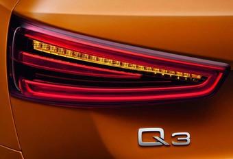 Audi Q3 : une seconde génération « doublement » responsable en 2018 #1