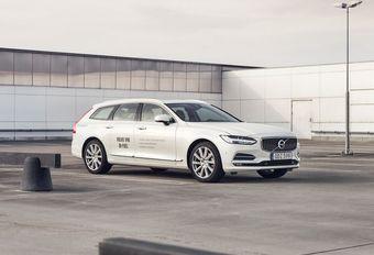 Volvo V90 : ça carbure, doublement ! #1