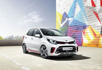 Kia Picanto : 1res images officielles #1