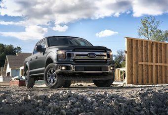 Ford F-150 : en Diesel ! #1