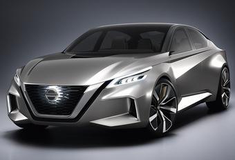 Nissan Vmotion 2.0 Concept toont gewaagde nieuwe designtaal #1