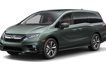 Honda développe une boîte auto à 10 vitesses #1
