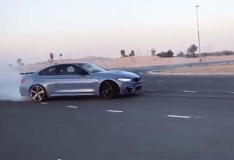 INSOLITE –BMW M4 : L'école du drift #1