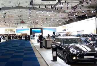 Visite virtuelle Palais 7 - BMW, Mini, Nissan, Opel, Subaru, Lexus #1