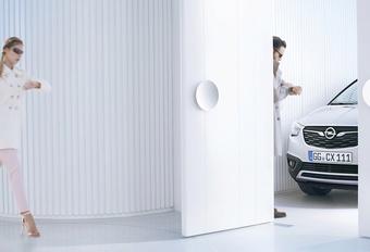 Opel Crossland X : dévoilement imminent #1