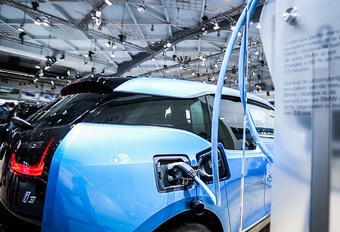 VIDEO - Autosalon Brussel 2017 : de elektrische voertuigen #1