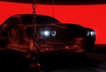 Dodge Challenger SRT Demon : mieux que la Hellcat #1