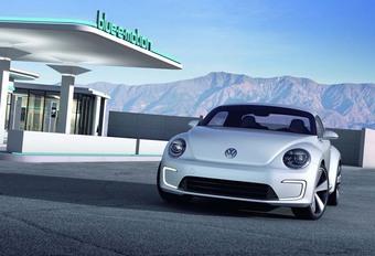 Volkswagen Beetle : bientôt 100% électrique ? #1