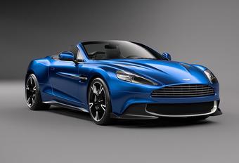 Aston Martin Vanquish S Volante : facelift #1