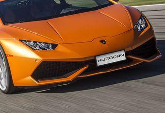 Lamborghini Huracán Performante : plus rapide que la Porsche 918 Spyder ?  #1
