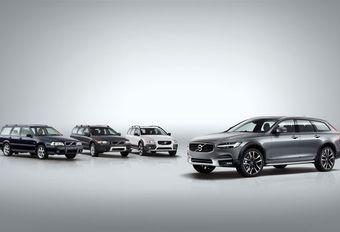 Volvo viert 20 jaar vierwielaandrijving #1