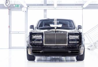 Rolls-Royce Phantom neemt afscheid #1