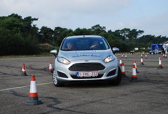 Ford Driving Skills : le calendrier belge de 2017 #1