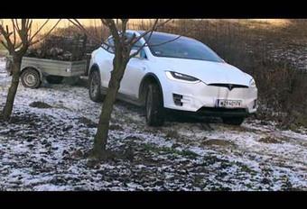 Tesla Model X : Et pourquoi pas en utilitaire ? #1