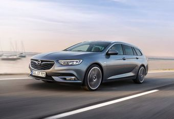 Opel Insignia Sports Tourer : le temps du break #1