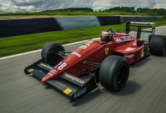 Antwerp Classic Salon viert 70 jaar Ferrari #1