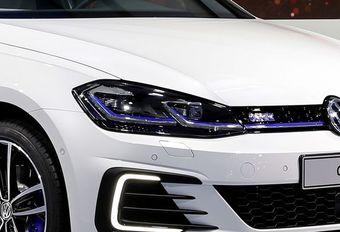 Volkswagen : une solution hybride « douce » pour la Golf VIII  #1