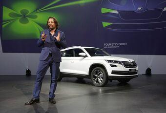 BMW werft Skoda-designer aan #1