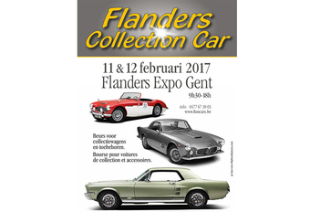 Unieke collectiestukken op Flanders Collection Car in Gent #1