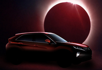 Mitsubishi Eclipse Cross wordt sportieve SUV #1