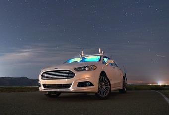 Ford : 1 milliard pour devenir leader en conduite autonome #1