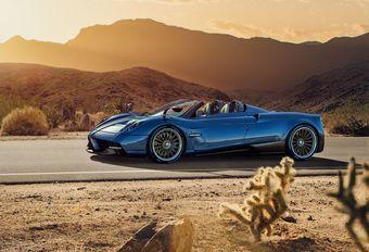 Pagani Huayra Roadster : défi réussi #1