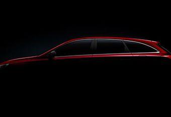 Hyundai i30 Wagon : 1er teaser avant Genève #1