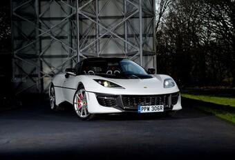 Lotus Evora Sport 410 hommage à l'Esprit S1 #1